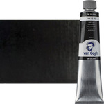 Royal Talens Van Gogh Oil Color 200 ml Tube - Lamp Black