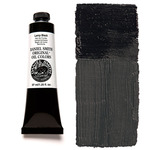 Daniel Smith Oil Colors - Lamp Black, 37 ml Tube