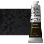 Winton Oil Color 37ml Tube - Lamp Black