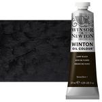 Winton Oil Color 37 ml Tube - Lamp Black