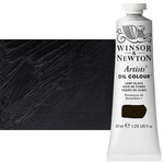Winsor & Newton Artists' Oil Color 37 ml Tube - Lamp Black