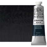 Griffin Alkyd Fast-Drying Oil Color 37 ml Tube - Lamp Black