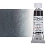Schmincke Horadam Watercolor 15 ml Tube - Lamp Black (Blue Black)