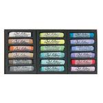 Jack Richeson Handmade Soft Pastels Set of 18 - Landscape Colors