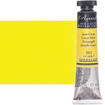 Sennelier l'Aquarelle Artists Watercolor 21ml Tube - Lemon Yellow