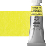 Winsor & Newton Professional Watercolor 14 ml Paint Tube - Lemon Yellow Hue