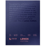 Lenox 100 Paper Pad (15 sheets) 9x12 In - White