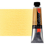 Cobra Water-Mixable Oil Color 40 ml Tube - Light Gold