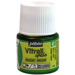 Pebeo Vitrail Color Opaque Light Green 45 ml