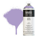 Liquitex Professional Spray Paint 400ml Can - Light Violet