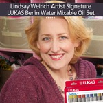 Lindsay Weirich Signature LUKAS Berlin Water-Soluble Oil Set