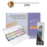 Lindsay Weirich Signature LUKAS Aquarell 1862 Watercolor Set