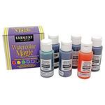 Sargent Art 6pc 1oz Washable Watercolor Magic Boxed Set
