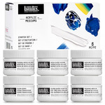 Liquitex Acrylic Mediums Intro 100 ml (Set of 6)