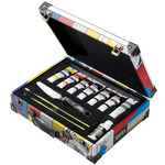 Liquitex Heavy Body Suitcase Set of 7 59ml Tubes
