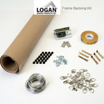 Logan Frame Backing Kit F502