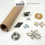 Logan Frame Backing Kit F502