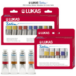 LUKAS Berlin PRO Artists Water-Mixable Oil Color Sets