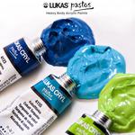 LUKAS CRYL Pastos Heavy Body Artist Acrylics
