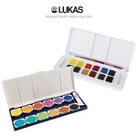 LUKAS Aquarell Studio Watercolor Sets