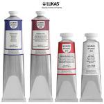 LUKAS Studio Artist Oil Color Paints