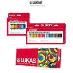 LUKAS Studio Art & Designers Gouache Sets