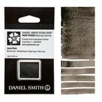 Daniel Smith Watercolor Half Pan Lunar Black