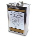 M. Graham Walnut/Alkyd Oil Medium Gallon 128 oz.