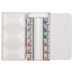 MaimeriBlu Watercolor Metal Box Set Of 12 Half-Pans