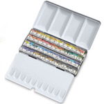 MaimeriBlu Superior Watercolours Set of 48 Half Pans