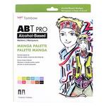 Tombow ABT PRO Marker Set Of 12 Manga Colors