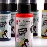Marabu Mixed Media Acrylic Art Sprays