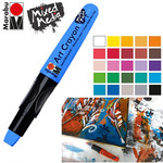 Marabu Mixed Media Art Crayons Open Stock and Sets