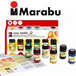 Marabu Easy Marble Solvent-Based Marbling Colors