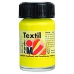Marabu Textil Plus Paint Lemon 15 ML