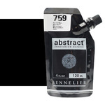 Sennelier Abstract Acrylic Mars Black 120ml