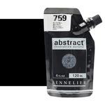 Sennelier Abstract Acrylics Mars Black 120 ml