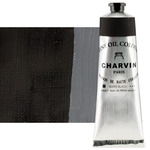 Charvin Oil Paint Fine 150 ml - Mars Black