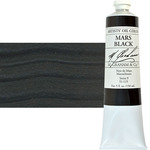 M. Graham Oil Color 5oz - Mars Black