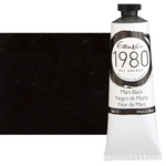 Gamblin 1980 Oil Colors 37 ml Tubes - Mars Black