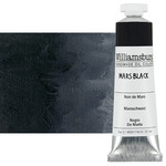 Williamsburg Handmade Oil Paint 37 ml - Mars Black