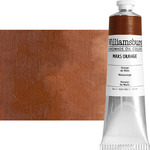 Williamsburg Handmade Oil Paint 150 ml - Mars Orange