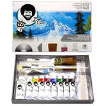 Bob Ross Oil Painting Master Paint Set