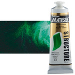 Matisse Structure Acrylic Colors Matisse Emerald 75 ml