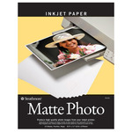 "Strathmore Artist Inkjet Papers Digital Matte Photo Paper 8.5x11"" 15 Sheet Pack"