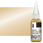 Marabu Alcohol Ink 20ml Metallic Gold (784)
