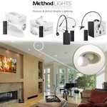Method Lights LED Picture Lighting