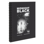Midnight Black 9x12 in Opaque Media Pad (50 Sheets) Creative Mark