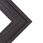 Millbrook Collection: Big Corolla Frame 4 1/8in 24X30 With Acrylic