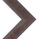 Millbrook Collection: Renewal Core - Brazil Nut Walnut Frame 24X30 Acrylic